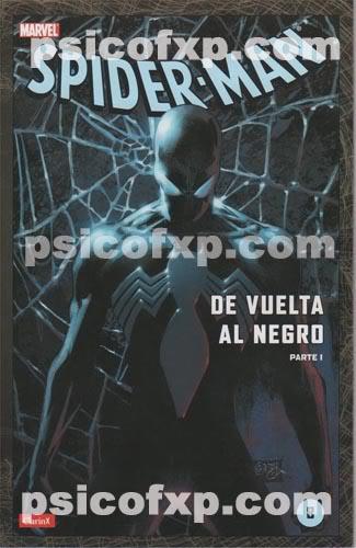[CATALOGO] Ediciones Clarín Spidermantomo8clarinn