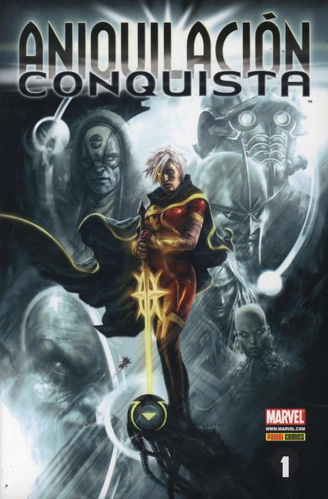 [PANINI] Marvel Comics - Página 18 Conquista%201_zpsqcomoau0