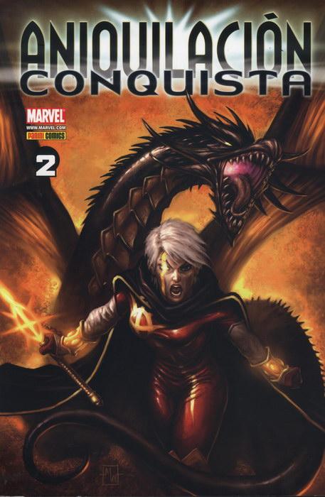 [PANINI] Marvel Comics - Página 18 Conquista%202_zpsnavdykha