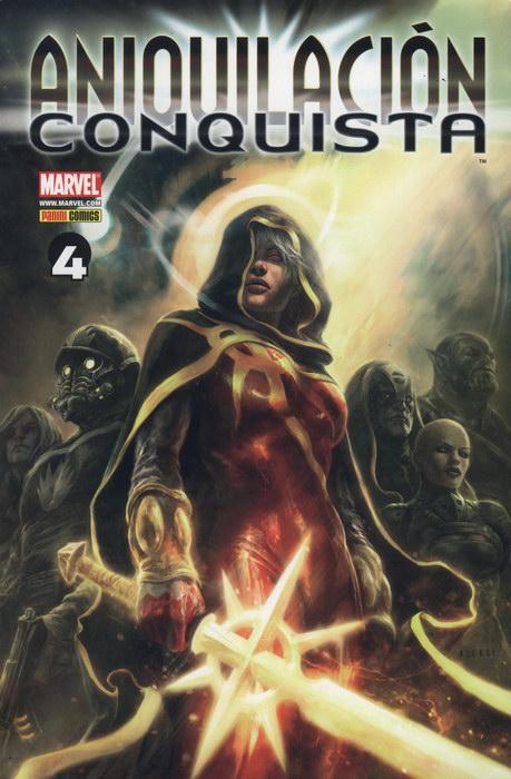 [PANINI] Marvel Comics - Página 18 Conquista%204_zpsl8uytpuj