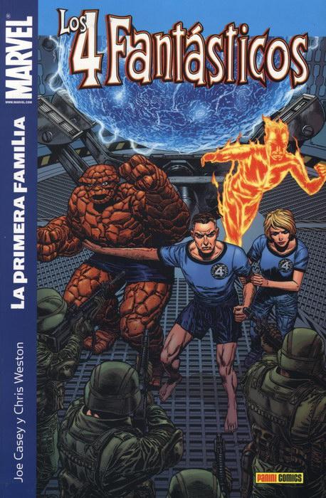 [PANINI] Marvel Comics - Página 23 Primera%20Familia_zpsmrd7pldk