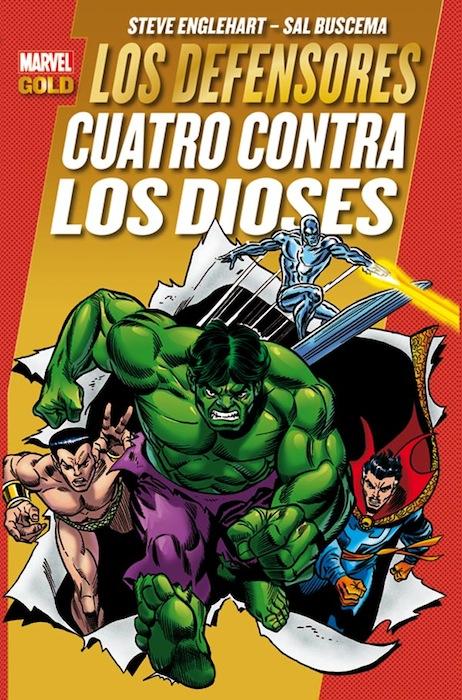 [PANINI] Marvel Comics - Página 21 TP%20Cuatro%20contra%20los%20dioses_zpsv0bout3w