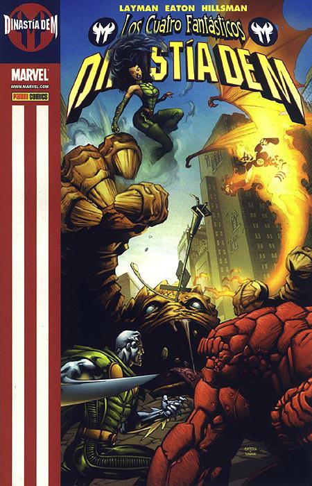 [PANINI] Marvel Comics - Página 8 Los%204%20Fantaacutesticos_zpsr1jj3gqm