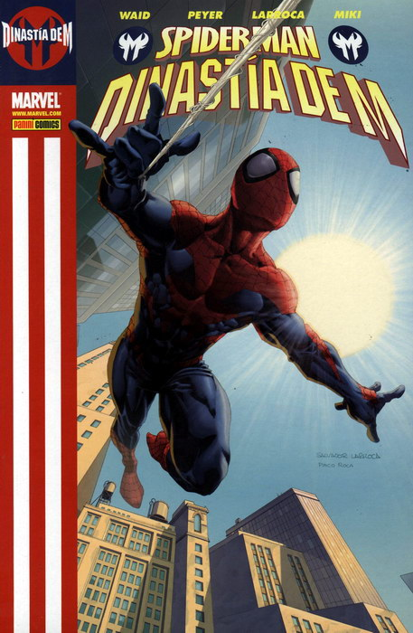 [PANINI] Marvel Comics - Página 8 Spiderman_zpsd7waz97n