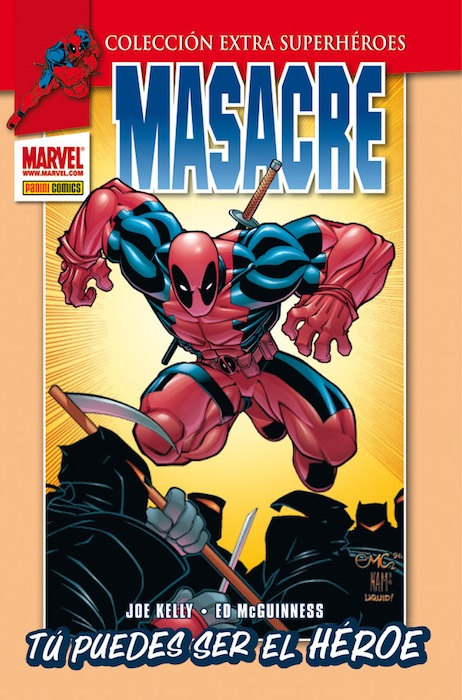 [PANINI] Marvel Comics - Página 3 06.%20Masacre%201_zpsjyufpdet