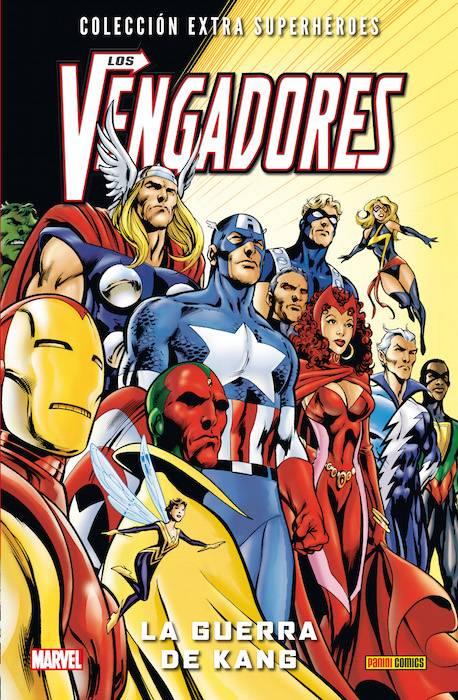[PANINI] Marvel Comics - Página 6 48.%20Los%20Vengadores%204_zpsibbzrj5v