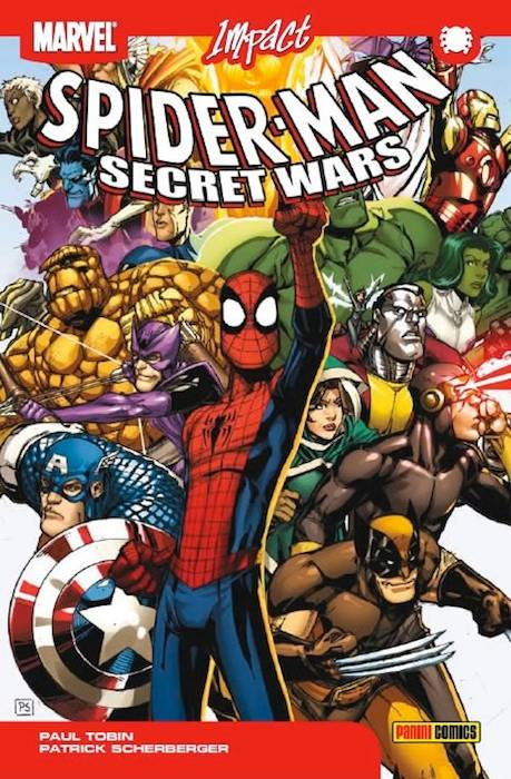 [PANINI] Marvel Comics - Página 15 Spider-Man%20Secret%20Wars_zps06cmkbrn