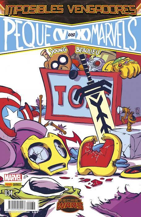 [PANINI] Marvel Comics - Página 6 34_zpsc22ay5dy