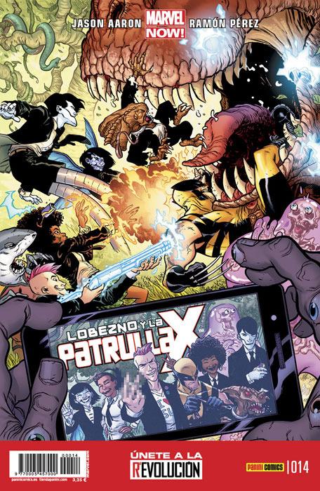 [PANINI] Marvel Comics - Página 8 14_zpsdclax5dm