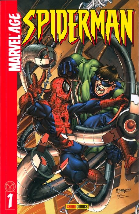 [PANINI] Marvel Comics - Página 21 Marvel%20Age%20Spiderman%201_zpswe6amua3