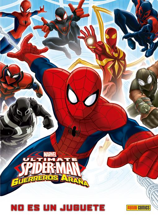 [PANINI] Marvel Comics - Página 11 Ultimate%20Spider-Man%20Guerreros_zpsrzpad4rd