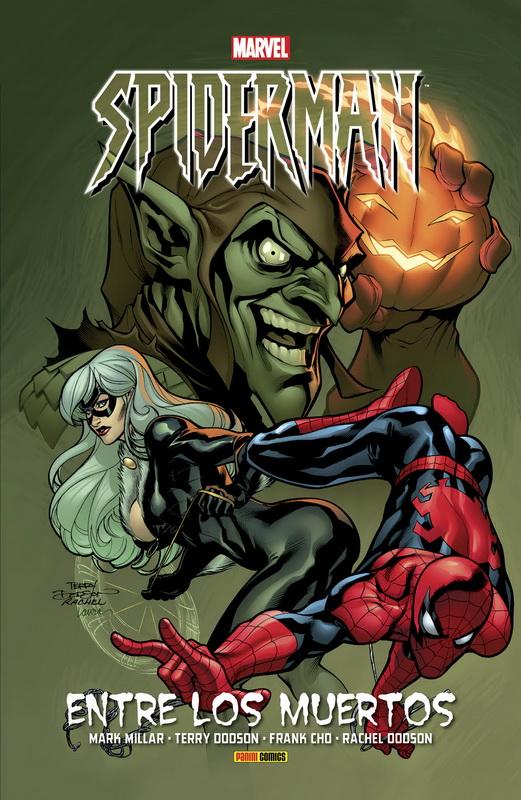 [PANINI] Marvel Comics - Página 6 Marvel%20Integral.%20Spiderman%20Entre%20los%20muertos_zpsrregmewg