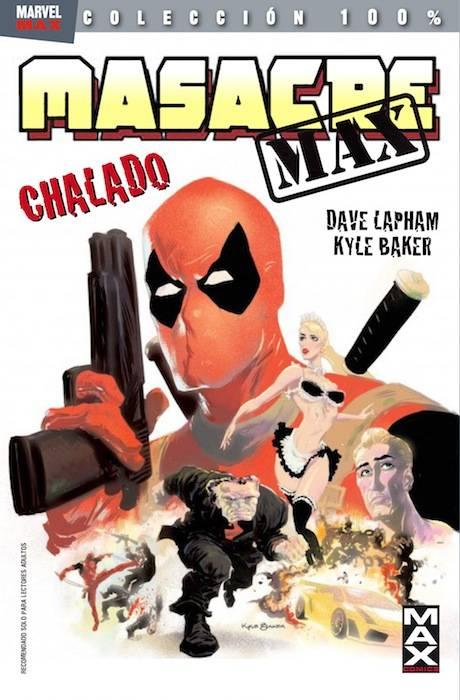 [PANINI] Marvel Comics - Página 12 Masacre%20Max%201_zpstbtlchnj