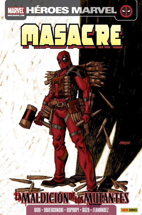 [PANINI] Marvel Comics - Página 12 Masacre%20v2%2008_zpsbiunitr1