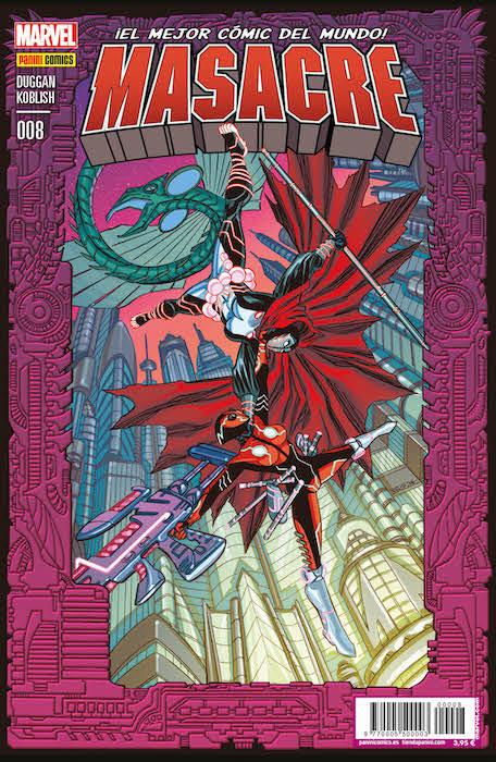 [PANINI] Marvel Comics - Página 19 Masacre%20v3%2008_zpsorly1sob