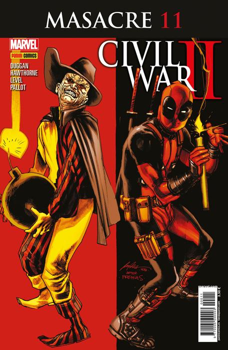 [PANINI] Marvel Comics - Página 19 Masacre%20v3%2011_zpsbo9lvkfv