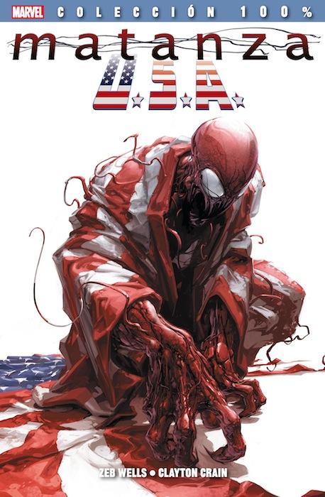 [PANINI] Marvel Comics - Página 6 100%20Marvel.%20Matanza%20USA_zpsdxlasyp8