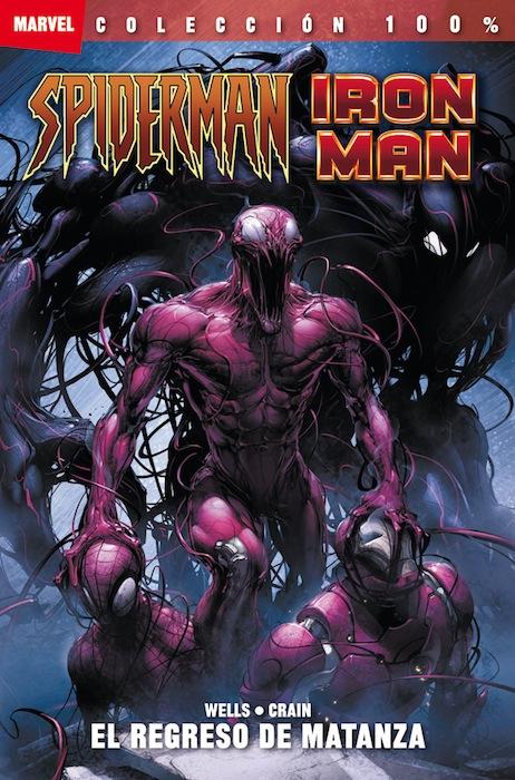 [PANINI] Marvel Comics - Página 6 100%20Marvel.%20Regreso%20de%20Matanza_zps3yorywz1