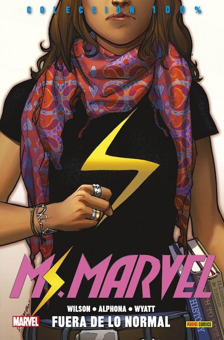 [PANINI] Marvel Comics - Página 18 100%20Marvel.%20Ms.%20Marvel%201_zpsnxxiblgk