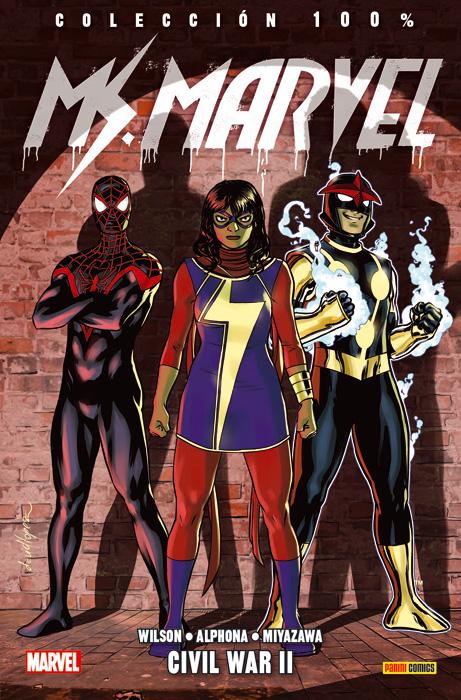 [PANINI] Marvel Comics - Página 18 100%20Marvel.%20Ms.%20Marvel%205_zps4vdlxo3d