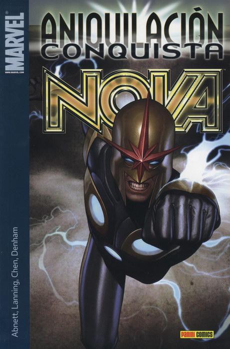[CATALOGO] Catálogo Panini / Marvel - Página 4 Nova%2001_zpsuez0rxat