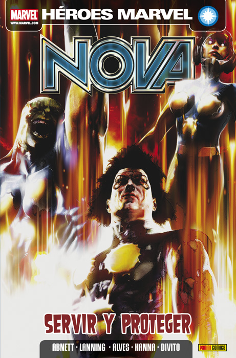 [CATALOGO] Catálogo Panini / Marvel - Página 4 Nova%2004_zpsd1qb4dsf