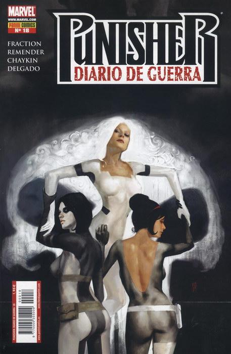 [CATALOGO] Catálogo Panini / Marvel - Página 4 Diario%20de%20Guerra%2018_zpsa74gpmrf