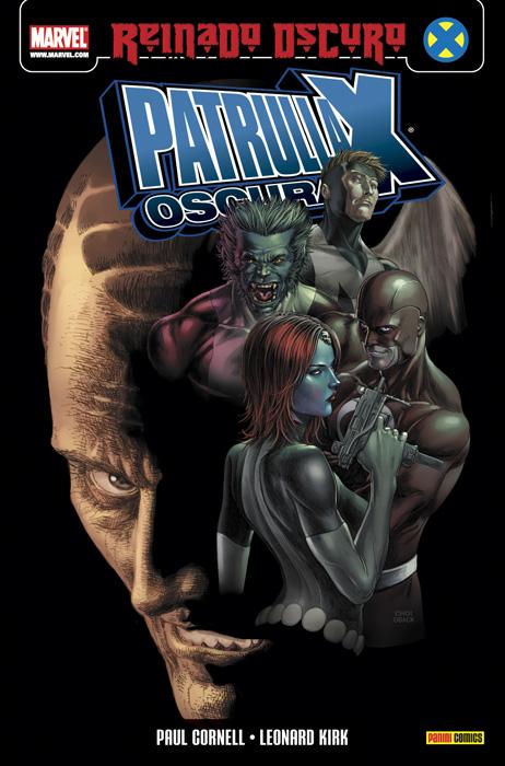 [PANINI] Marvel Comics - Página 5 Patrulla-X%20Oscura_zpsrxs6fcjf