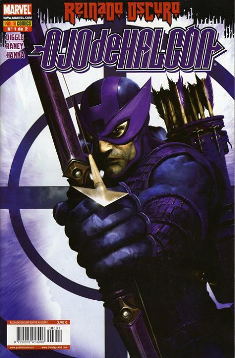 [PANINI] Marvel Comics - Página 5 Reinado%20Oscuro%20Ojo%20de%20Halcoacuten%201_zpsa0utivpx