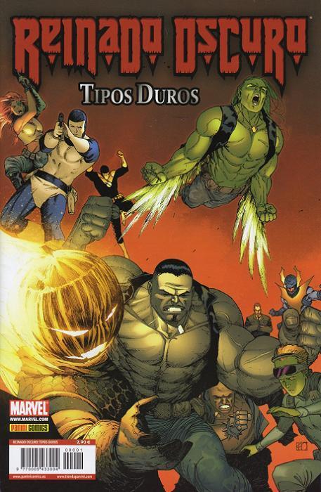 [PANINI] Marvel Comics - Página 5 Reinado%20Oscuro%20Tipos%20duros_zpsfdtzbzhk