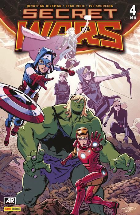 [PANINI] Marvel Comics - Página 18 Secret%20Wars%204a_zpsow7r4n1y