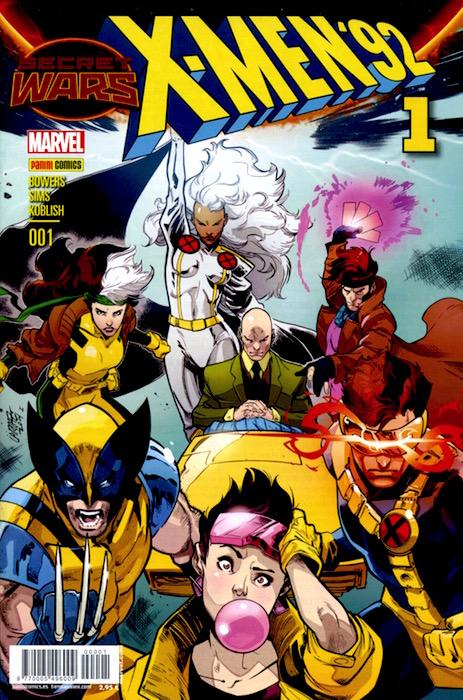 [PANINI] Marvel Comics - Página 19 X-Men%2092%201_zpsq6el48e9