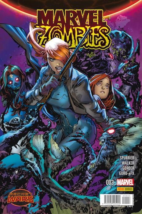 [PANINI] Marvel Comics - Página 19 Zombies%203_zpsafgmvlg2