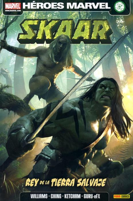 [PANINI] Marvel Comics - Página 5 Skaar_zpsuvpsgwrs