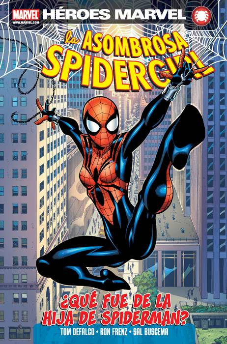 [PANINI] Marvel Comics - Página 6 Asombrosa%20Spidergirl%201_zpsfvfzgk5v