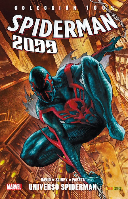 [PANINI] Marvel Comics - Página 18 100%20Marvel.%20Spiderman%202099%201_zpsvdd40ffh