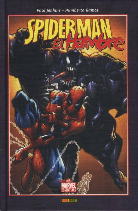 [PANINI] Marvel Comics - Página 6 BoME.%20Spiderman%20Hambre_zpsm29jalnd