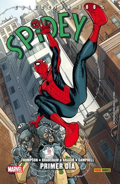 [PANINI] Marvel Comics - Página 24 100%20Marvel%20HC.%20Spidey%201_zpsapietlyx