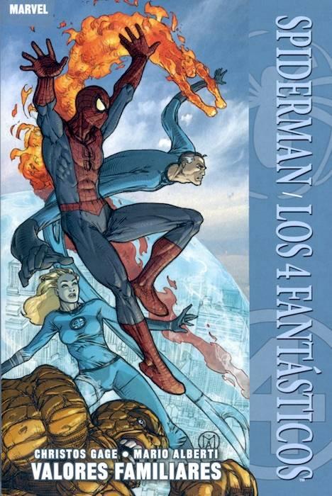 [PANINI] Marvel Comics - Página 13 Spider%204F_zpsfslu7gag
