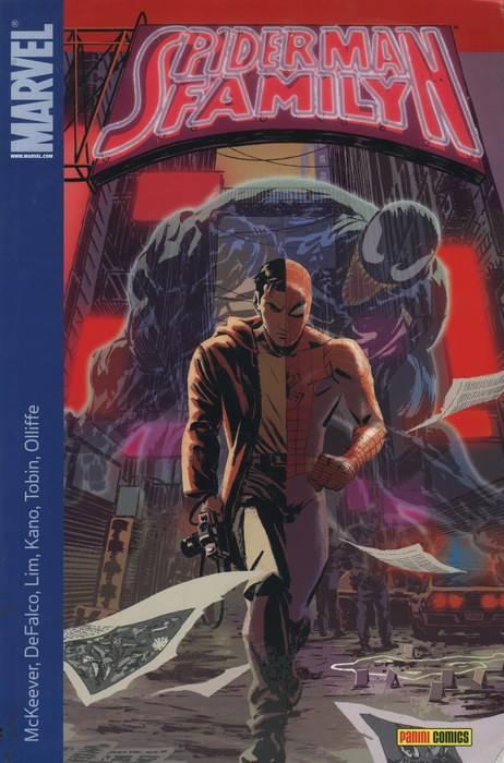 [PANINI] Marvel Comics - Página 24 Spiderman%20Family%201_zpsjbcphdmc