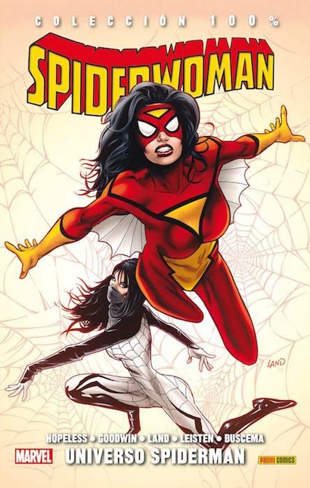 [PANINI] Marvel Comics - Página 6 100%20Marvel.%20Spiderwoman%201_zpsishqkncm