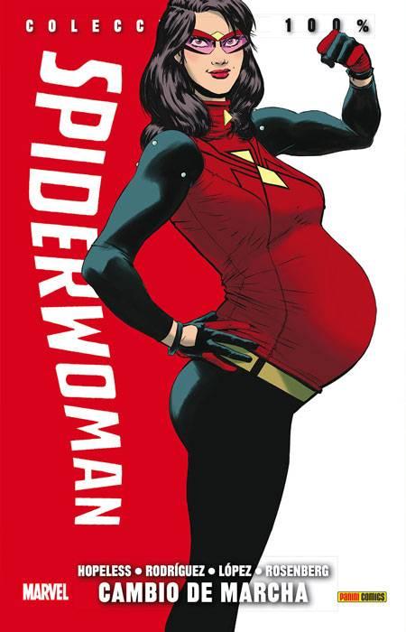 [PANINI] Marvel Comics - Página 6 100%20Marvel.%20Spiderwoman%203_zpsumozoipk