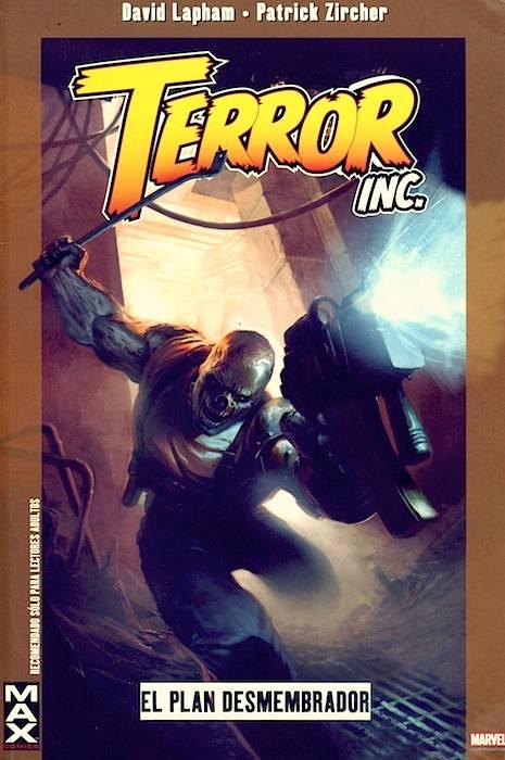 [PANINI] Marvel Comics - Página 5 Terror%20INC_zpsgzvxa5xd