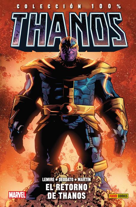 [PANINI] Marvel Comics - Página 12 100%20Marvel%20HC.%20Thanos%201_zpsdntjbr8c