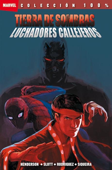 [PANINI] Marvel Comics - Página 5 100%20Marvel.%20Luchadores%20callejeros_zpsgtoysppb