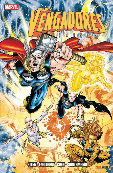 [PANINI] Marvel Comics - Página 17 Vengadores%20Infinitos_zpsc64bckfg