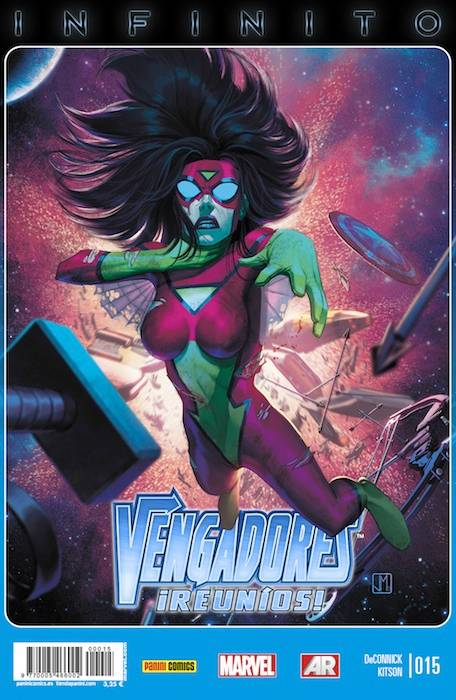 [PANINI] Marvel Comics - Página 13 15_zpsjniorcjw