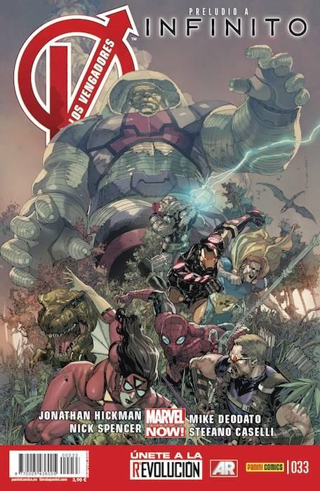 [PANINI] Marvel Comics - Página 6 33_zpsibwiufmj