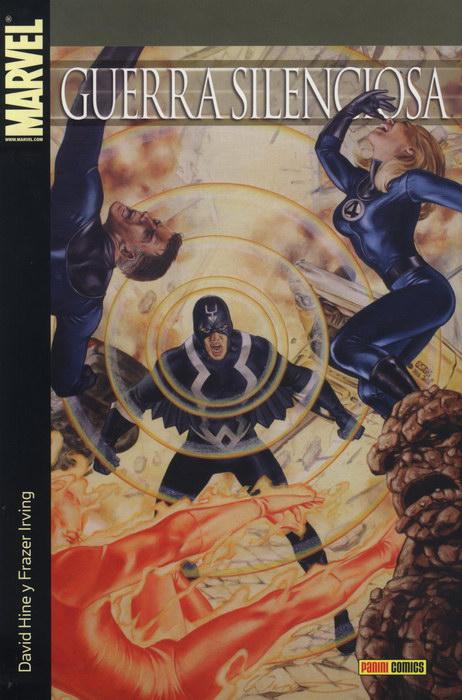 [PANINI] Marvel Comics - Página 23 Guerra%20Silenciosa_zps71kbnn2y