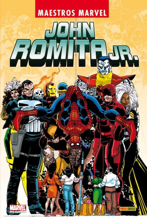 [PANINI] Marvel Comics - Página 11 John%20Romita_zpsreutrjug